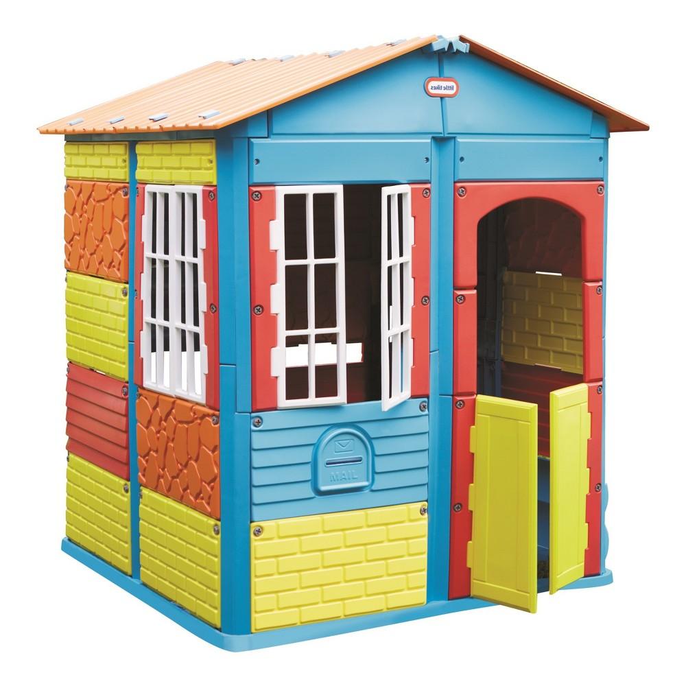 Little Tikes Build-a-House, Multi-Colored