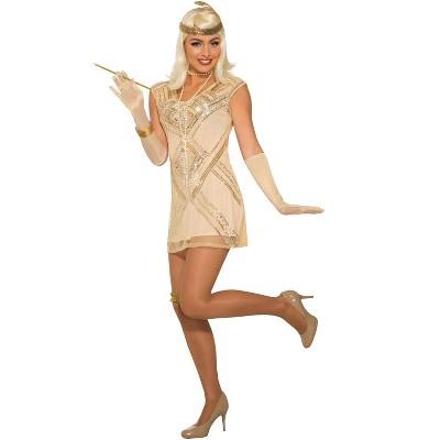 Forum Novelties Beaded Flapper Adult Costume