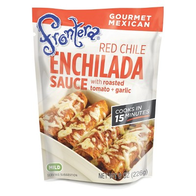Sauces & Marinades: Frontera Enchilada Sauce
