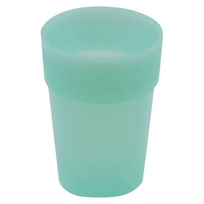 Big Kid's Tumbler 12.8oz Plastic Sea Foam Green - Pillowfort™
