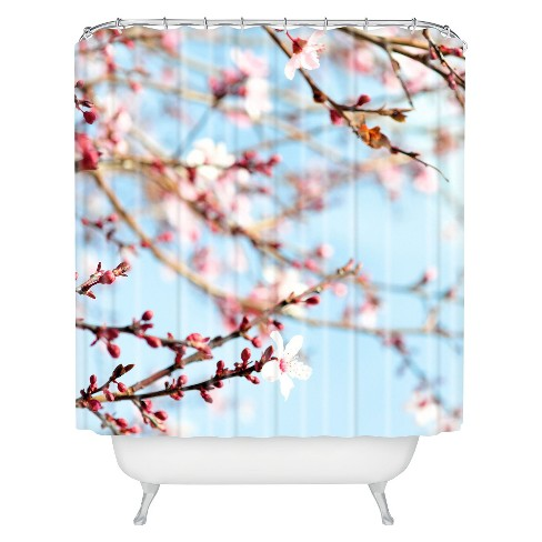 Emerging Shower Curtain - Deny Designs® - image 1 of 1