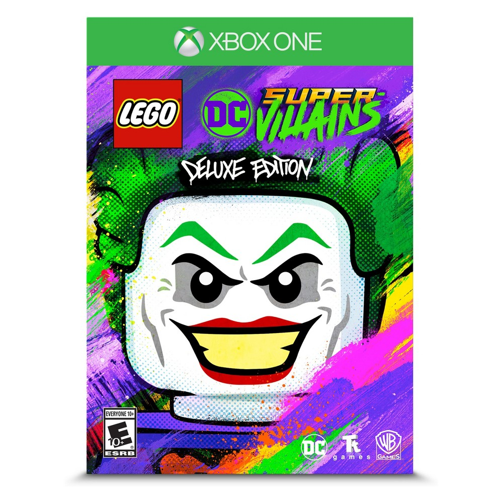 Lego DC Super Villains: Deluxe Edition - Xbox One