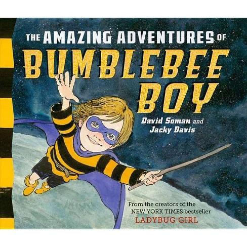 The Amazing Adventures of Bumblebee Boy - image 1 of 1