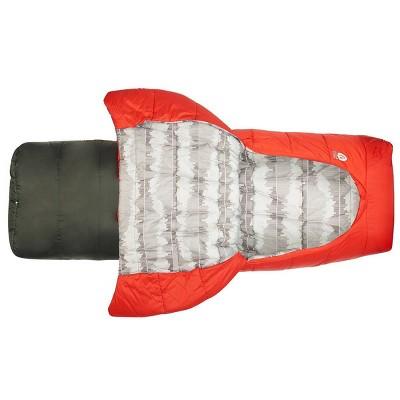 Sierra Designs Frontcountry 20 Degree Regular Sleeping Bag - Red