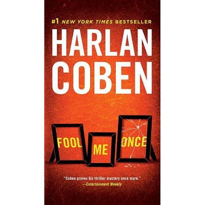 Fool Me Once (Paperback) by Harlan Coben