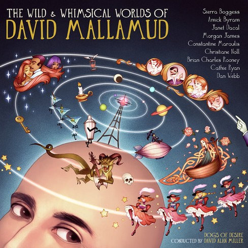 Various - Wild & Whimsical Worlds Of David Mall (CD) - image 1 of 1