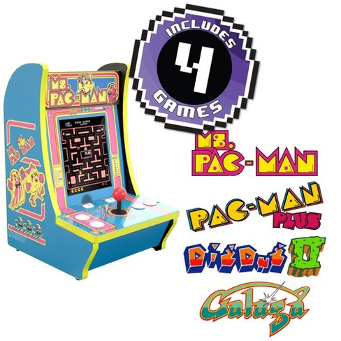 Arcade1Up Ms. Pac-Man Countercade - image 1 of 4