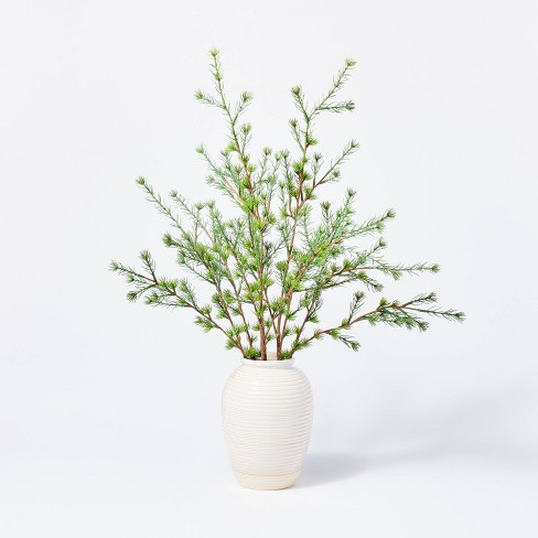 Pine Branch Arrangement - Threshold™ designed with Studio McGee - image 1 of 4