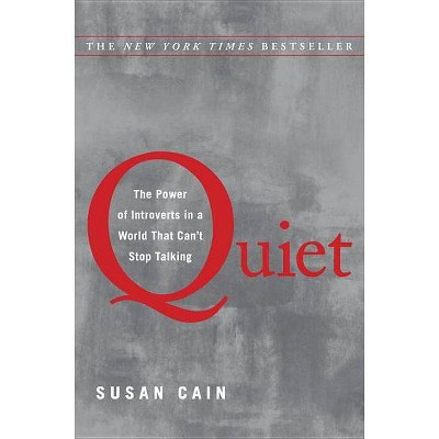 Quiet - by Susan Cain