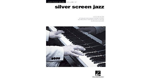 Silver Screen Jazz (Paperback) - image 1 of 1