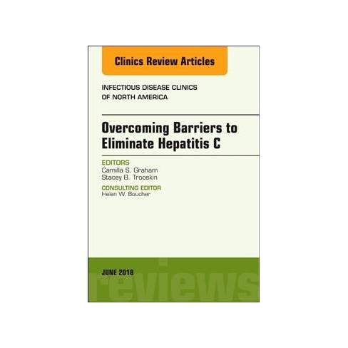 Overcoming Barriers to Eliminate Hepatitis C : An Issue of Infectious  Disease Clinics of North America