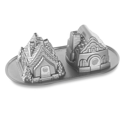 Nordic Ware Gingerbread House Duet Pan - image 1 of 3