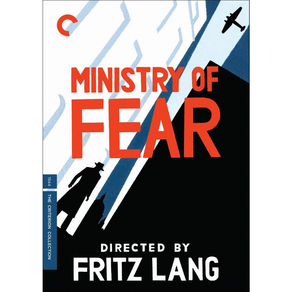 Ministry Of Fear (Dvd), Movies