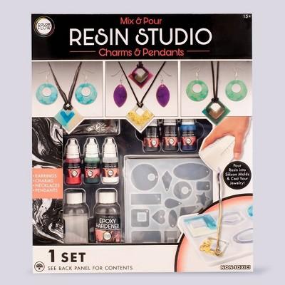 Charms & Pendants Kit - Resin Studio