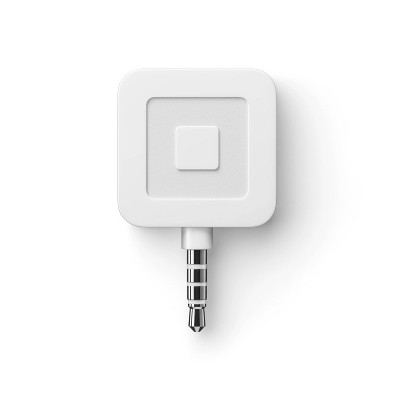 Square Reader for magstripe (with headset jack)