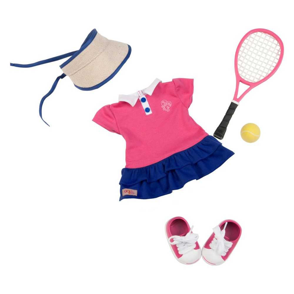 Our Generation Regular Tennis Outfit - Ace'd It!
