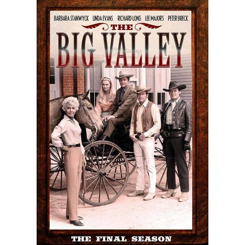 The Big Valley: The Final Season (DVD) - image 1 of 1