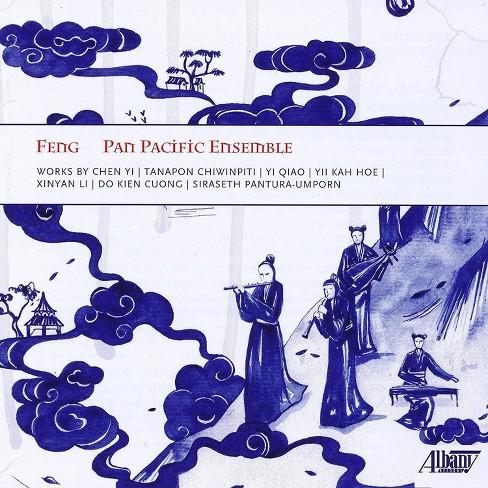 Chen Yi - Feng Pan Pacific Ensemble (CD) - image 1 of 1