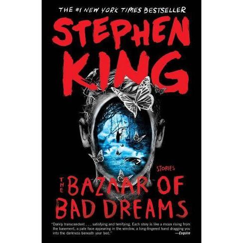 Bazaar of Bad Dreams -  Reprint by Stephen King (Paperback) - image 1 of 1