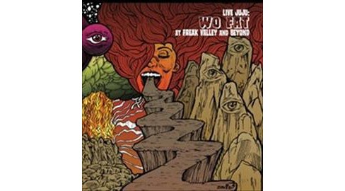 Wo Fat - Live Juju:Freak Valley And Beyond (Vinyl) - image 1 of 1