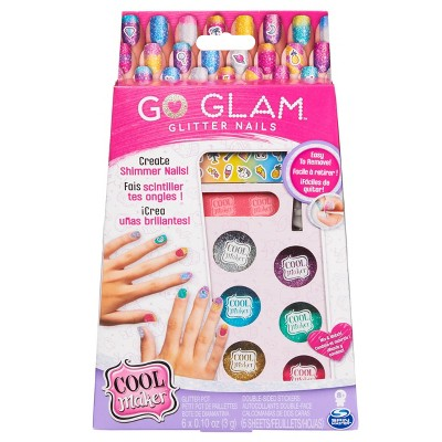 Cool Maker Go Glam Glitter Nails Activity Kit