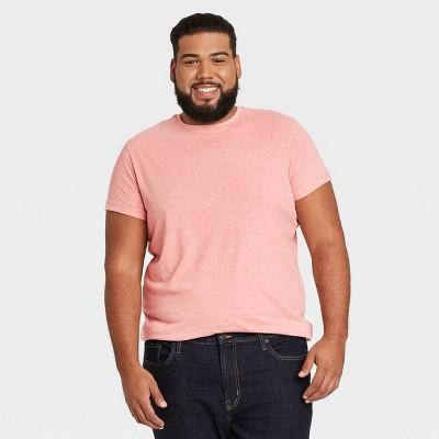 Men's Big & Tall Regular Fit Short Sleeve Crew Neck Novelty T-Shirt - Goodfellow & Co™