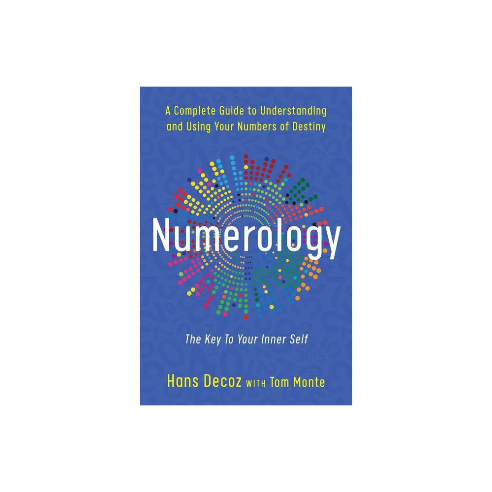 Numerology By Hans Decoz Paperback