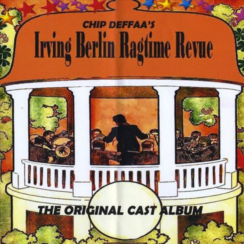 Various - Chip deffaa's irving berlin ragtime r (CD) - image 1 of 1