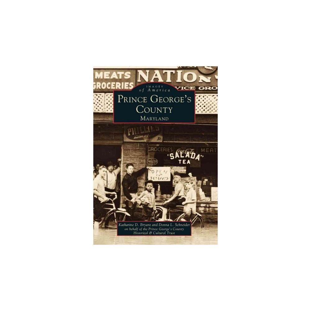 Prince George's County, Books