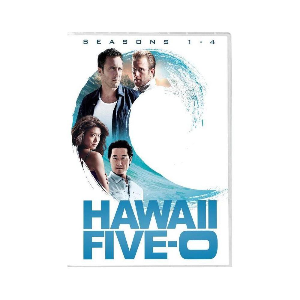 Hawaii Five-O (2010): Seasons 1-4 (DVD) Buy
