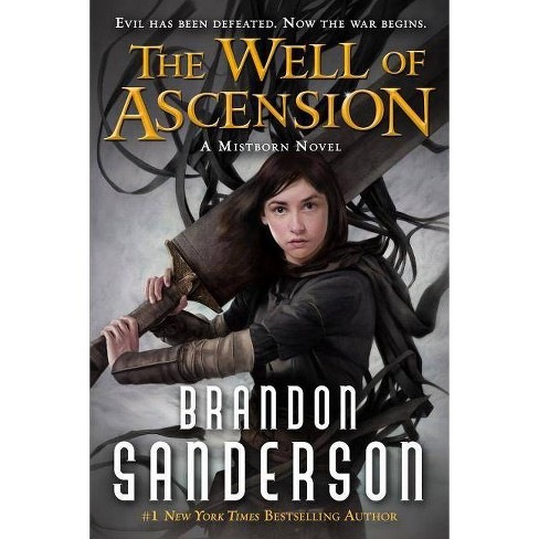 The Well of Ascension - (Mistborn Trilogy) by  Brandon Sanderson (Paperback) - image 1 of 1