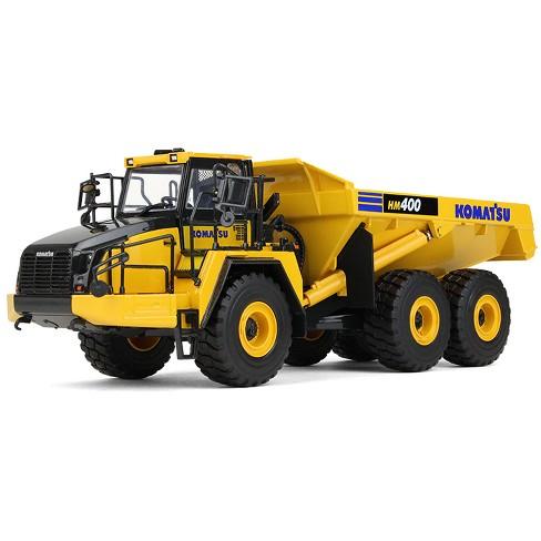 Komatsu Hm400 5 Articulated Dump Truck 1 50 Cast Model By First Gear Target