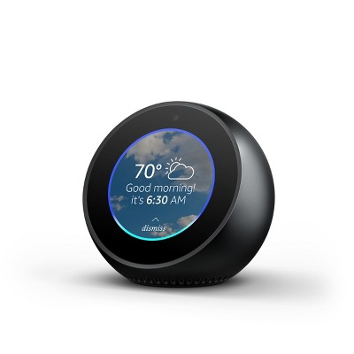 Amazon Echo Spot Smart Hub - Black (B073SQYXTW)