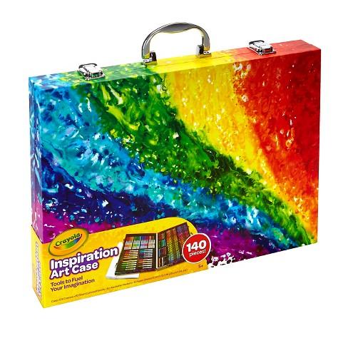 crayola inspiration art case target