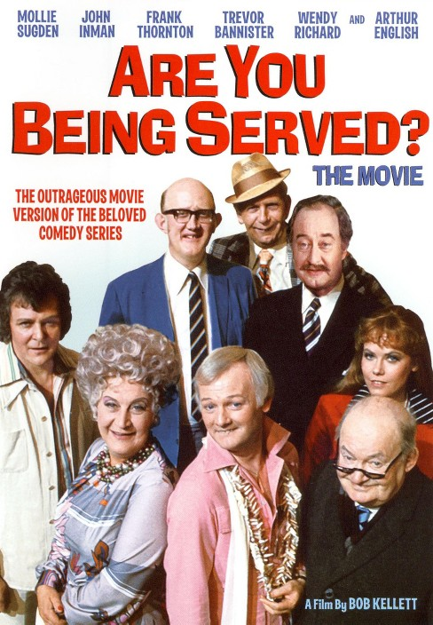 Are you being served (DVD) - image 1 of 1