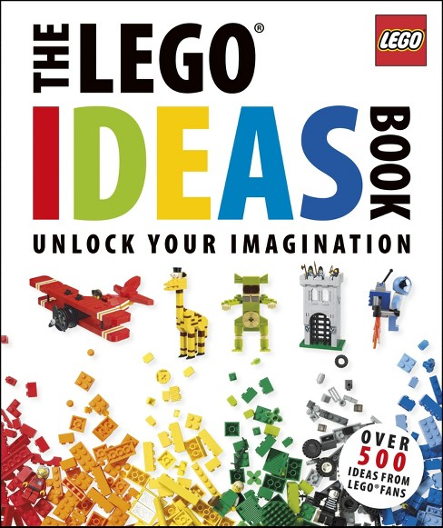The LEGO Ideas Book (Hardcover) by Daniel Lipkowitz - image 1 of 1