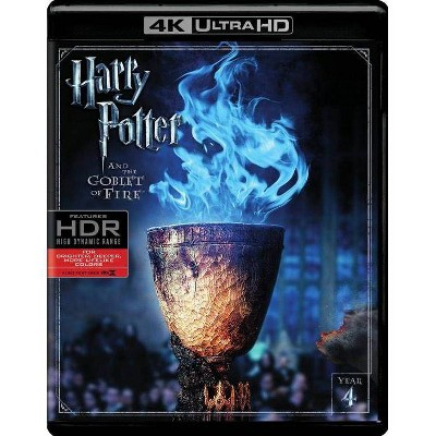 Harry Potter And The Goblet Of Fire (4K/UHD)