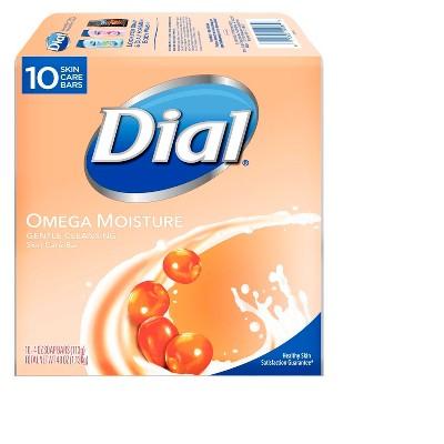 Bar Soap: Dial Omega Moisture
