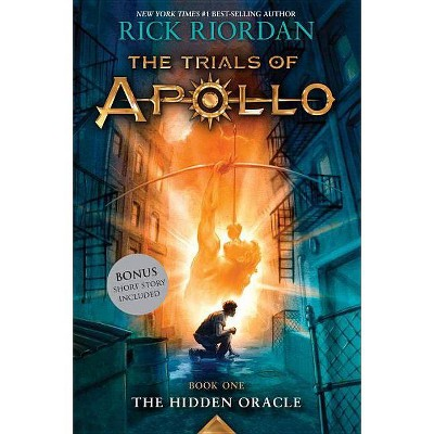 Hidden Oracle (Trials Of Apoll - By Riordan Rick (Paperback)