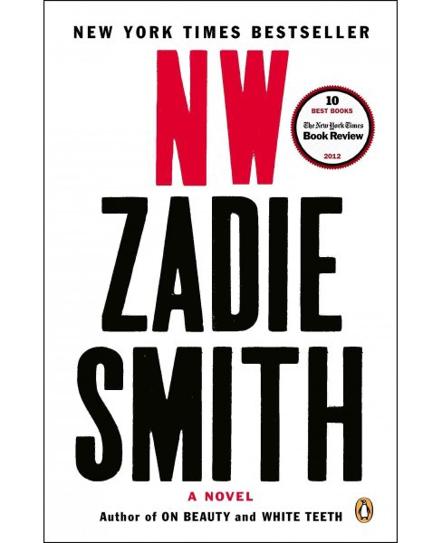 NW -  Reprint by Zadie Smith (Paperback) - image 1 of 1