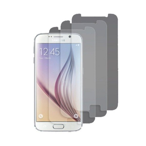 ASMYNA 3-Pack Clear LCD Screen Protector Film Cover For Samsung Galaxy S6 - image 1 of 1