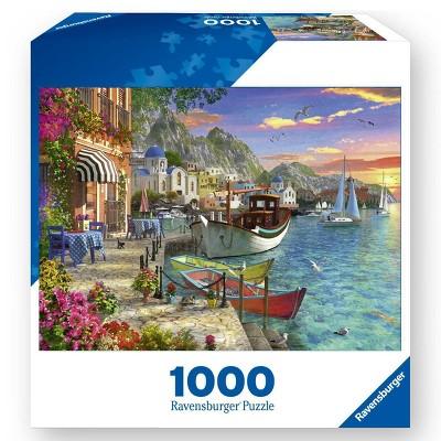 Ravensburger Grandiose Greece Jigsaw Puzzle - 1000pc