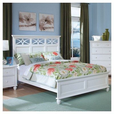 Tulare Bed   White (Full) : Target