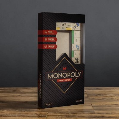 Monopoly (Grand Folding Edition) Board Game