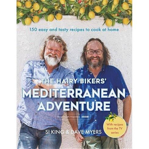 The Hairy Bikers' Mediterranean Adventure - (Hardcover) - image 1 of 1