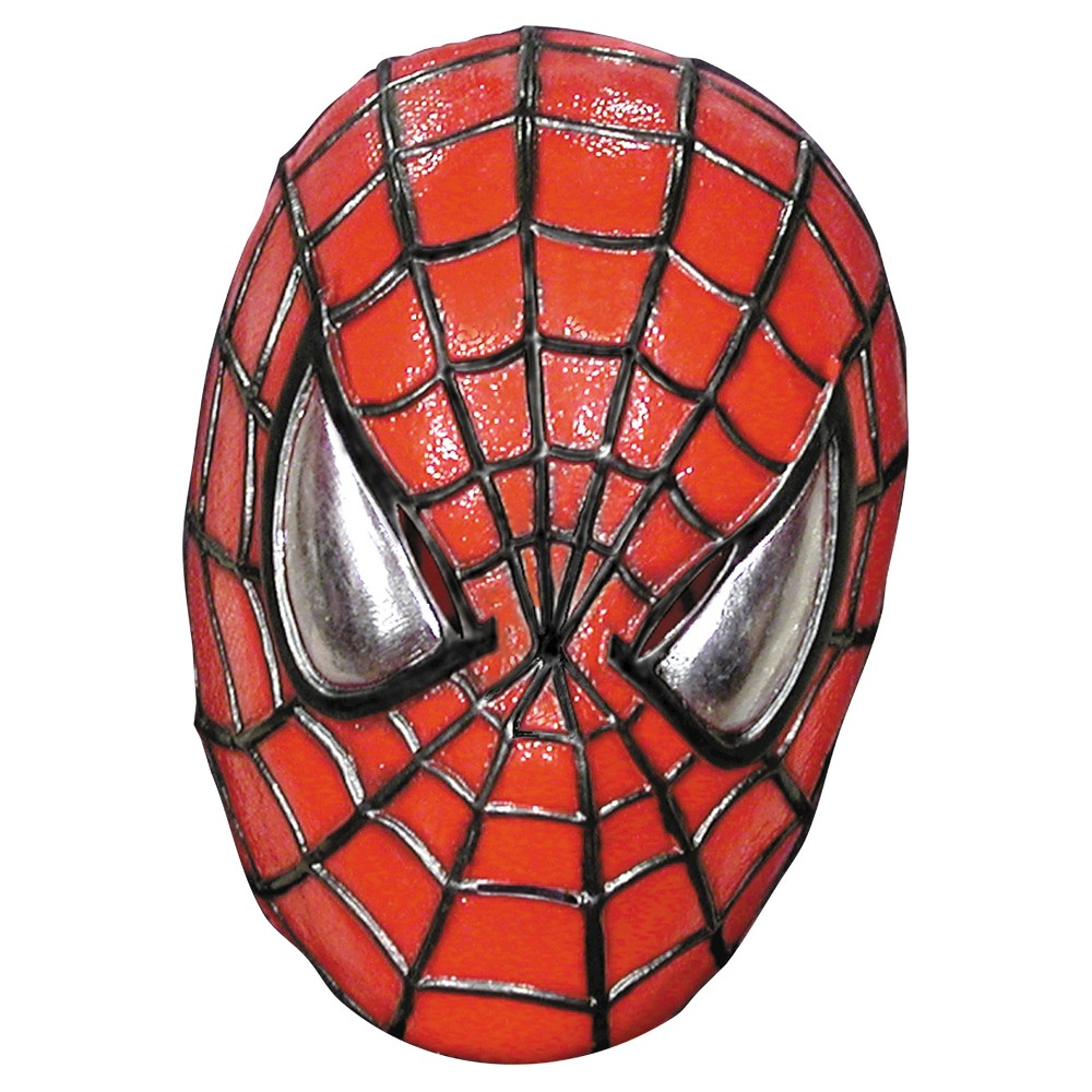 Spider-Man Vinyl Mask, Multi-Colored