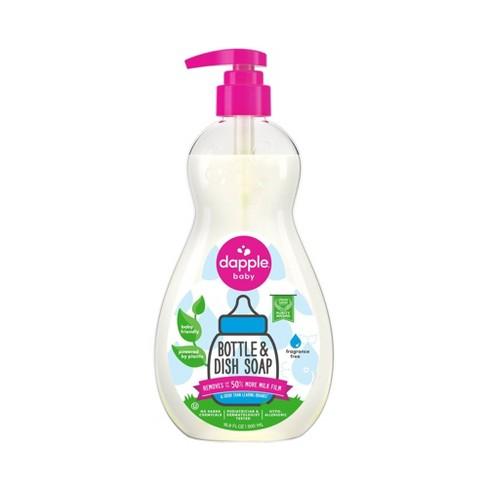 Dapple Bottle & Dish Soap - Fragrance Free - 16.9 fl oz - image 1 of 3