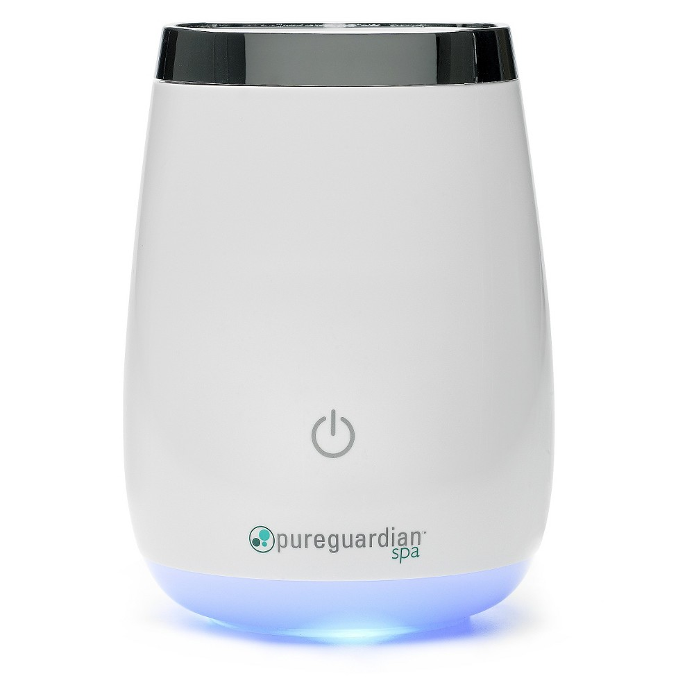 Image of SPA210 Ultrasonic Cool Mist Aromatherapy Essential Oil Diffuser with Touch Controls - PureGuardian