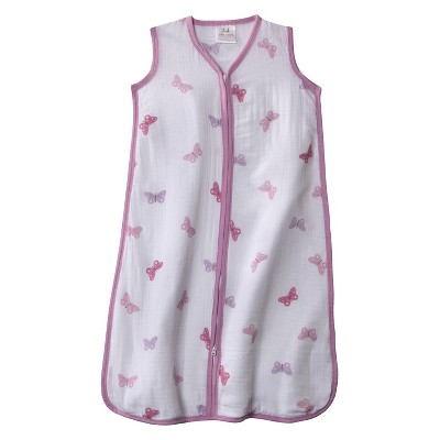 Aden® by Aden + Anais® Sleeping Bag - Girls n' Swirls - Butterflies - M