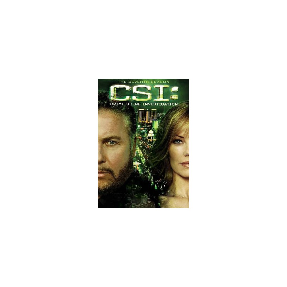 Csi:Complete Seventh Season (Dvd)